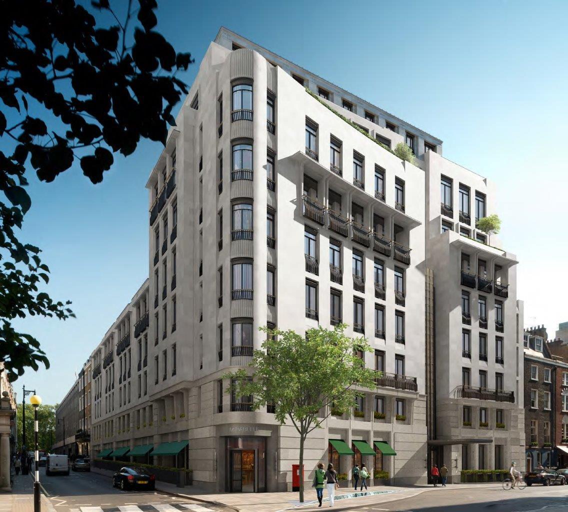 Curzon Street 25 Apartments 10m Hza